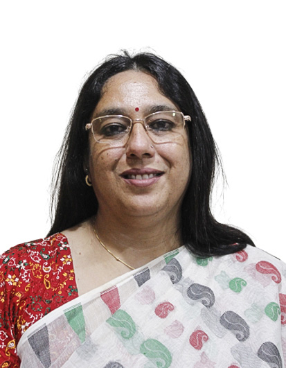 Dr  SHALINI SHARMA